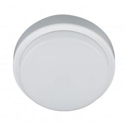 Потолочный светодиодный светильник (UL-00002737) Volpe ULW-Q211 12W/DW Sensor IP65 White