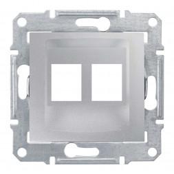 Адаптер двойной для коннекторов АМР Schneider Electric Sedna SDN4400660
