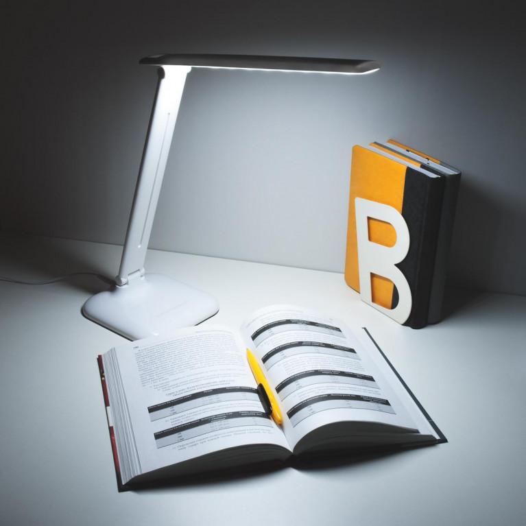 Настольная лампа Elektrostandard Alcor белый 4690389101625