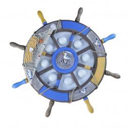 Потолочный светодиодный светильник Kink Light Штурвал 07427,04