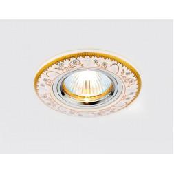 Встраиваемый светильник Ambrella light Desing D5530 W/YL