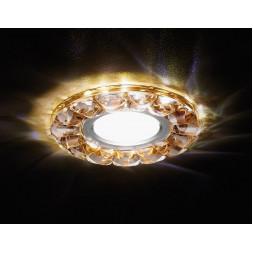 Встраиваемый светодиодный светильник Ambrella light Led S230 BR
