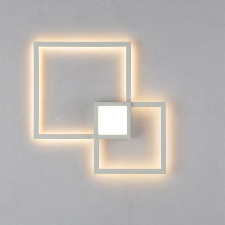 Настенно-потолочный светодиодный светильник Mantra Mural 6565