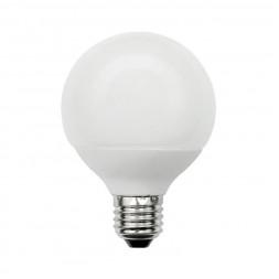 Лампа энергосберегающая (00863) E27 15W 2700K матовая ESL-G80-15/2700/E27