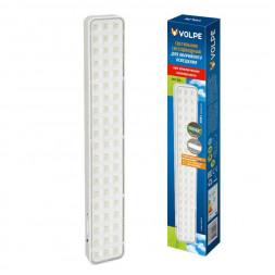 Настенно-потолочный светодиодный светильник (UL-00003549) Volpe ULR-Q402 5W/DW White S01