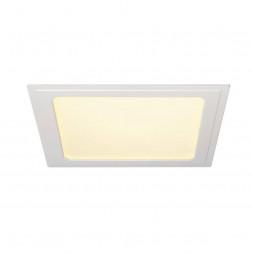 Встраиваемый светодиодный светильник SLV Senser Square 162783