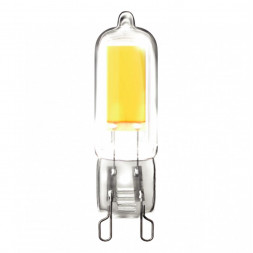 Лампа светодиодная G9 5W 4000К прозрачная VG9-K1G9cold5W 7091
