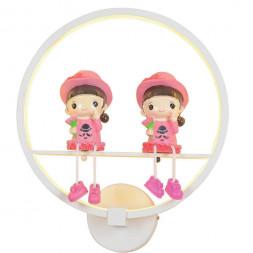 Настенный светодиодный светильник Hiper Twins H061-1