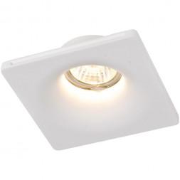 Встраиваемый светильник Arte Lamp Invisible A9110PL-1WH