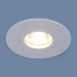Встраиваемый светильник Elektrostandard 2100 MR16 WH белый 4690389064135