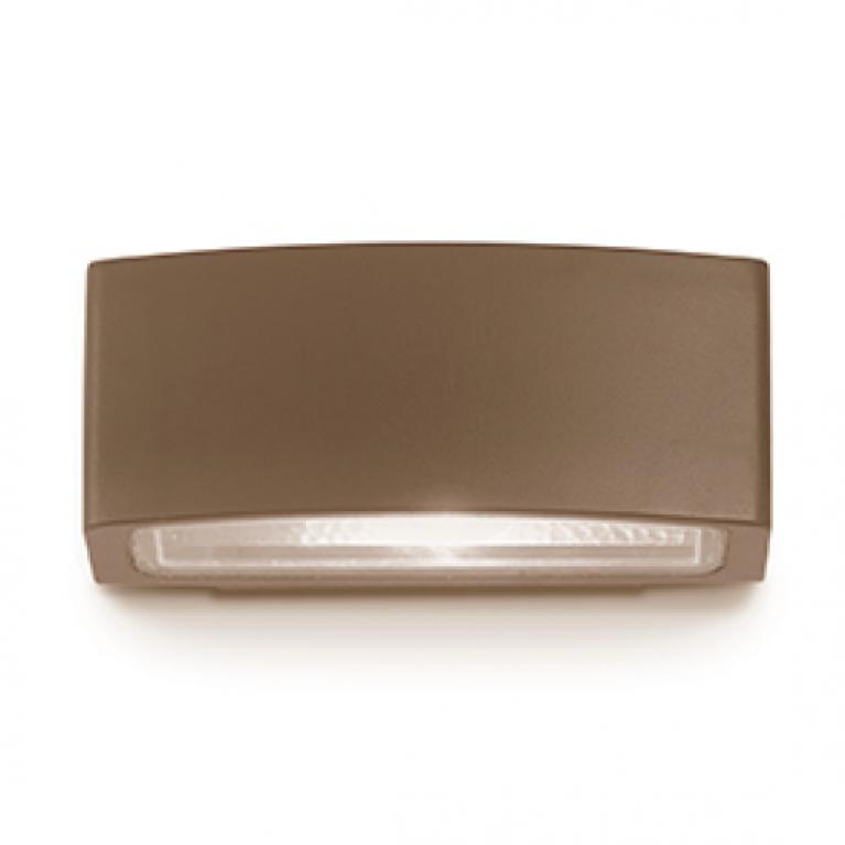 Уличный настенный светильник Ideal Lux Andromeda AP1 Coffee