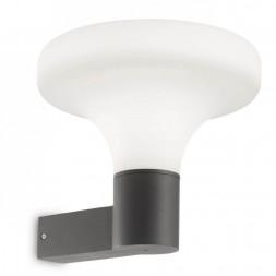 Уличный настенный светильник Ideal Lux Sound AP1 Antracite
