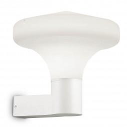 Уличный настенный светильник Ideal Lux Sound AP1 Bianco