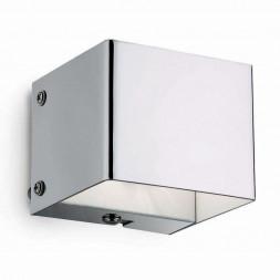 Настенный светильник Ideal Lux Flash AP1 Cromo