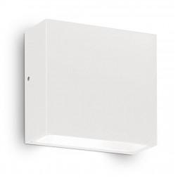 Уличный настенный светильник Ideal Lux Tetris-1 AP1 Bianco