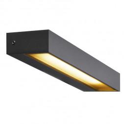 Уличный настенный светодиодный светильник SLV Pema 1002069
