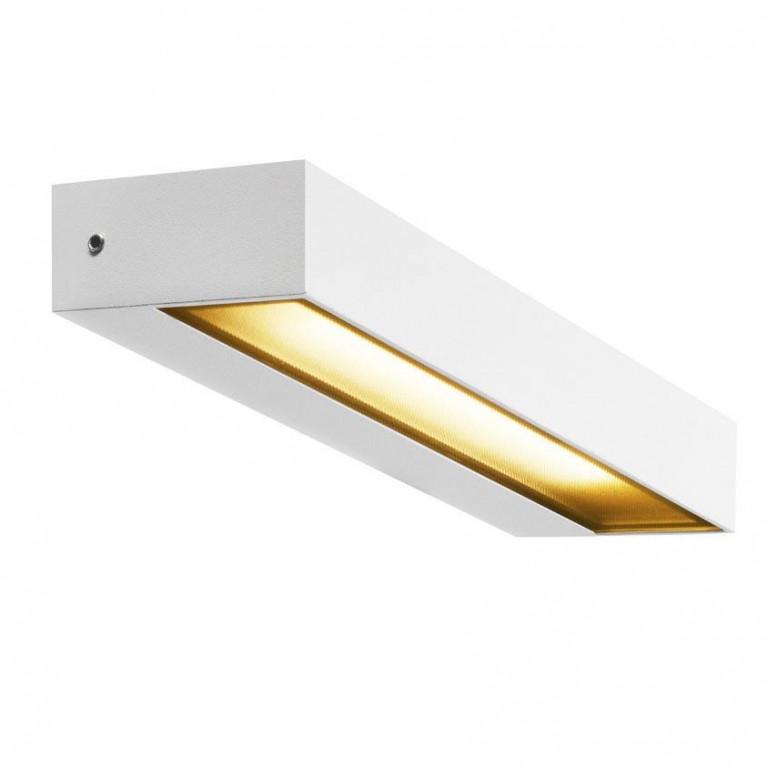 Уличный настенный светодиодный светильник SLV Pema 1002070