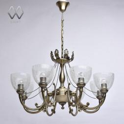 Подвесная люстра MW-Light Аманда 481011608