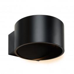 Настенный светодиодный светильник iLedex Lyra ZD8093-6W BK