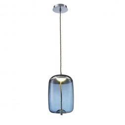Подвесной светодиодный светильник Lumien Hall Avila LH4110/1PB-CR-BL