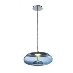 Подвесной светодиодный светильник Lumien Hall Avila LH4110/1PD-CR-BL