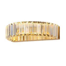 Настенный светодиодный светильник Newport 8442/A gold М0063996
