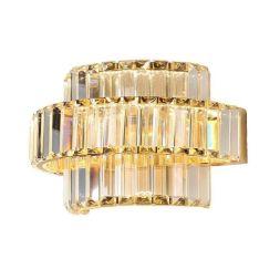 Настенный светодиодный светильник Newport 8443/A gold М0063994