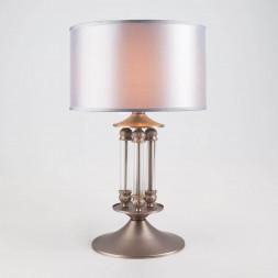 Настольная лампа Eurosvet 01045/1 сатин-никель