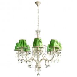 Подвесная люстра Arte Lamp Veil A3082LM-8WG