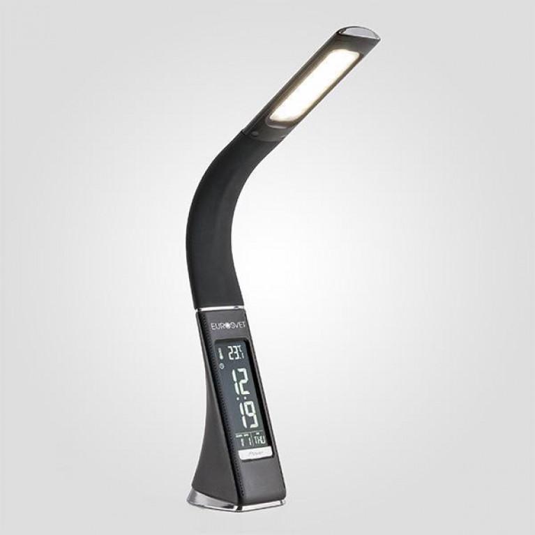 Настольная лампа Eurosvet Elara 90202/1 черный