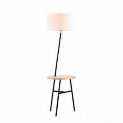 Торшер Arte Lamp Combo A9202PN-1BK