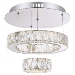 Подвесной светодиодный светильник Globo Amur 49350D1