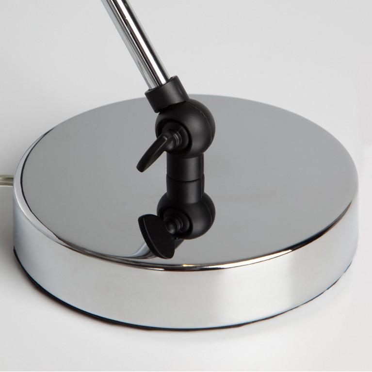 Настольная лампа Eurosvet 01015/1 хром