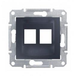 Адаптер двойной для коннекторов АМР Schneider Electric Sedna SDN4400670