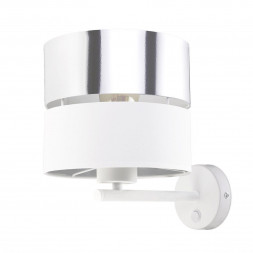 Бра TK Lighting 4175 Hilton Silver