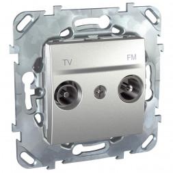 Розетка TV/FM Schneider Electric Unica MGU5.451.30ZD