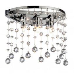 Настенный светильник Ideal Lux Moonlight AP3 Cromo