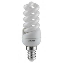 Лампа энергосберегающая E14 11W 4200K матовая 4607176194999