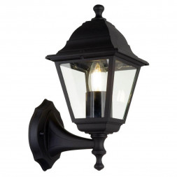 Уличный настенный светильник Maytoni Abbey Road O004WL-01B