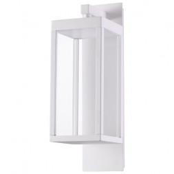 Уличный настенный светодиодный светильник Novotech Ivory Led 358119