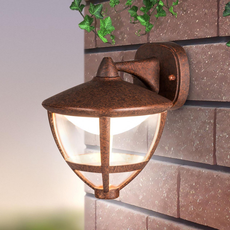 Уличный настенный светодиодный светильник Elektrostandard Gala GL LED 3001D 4690389134517