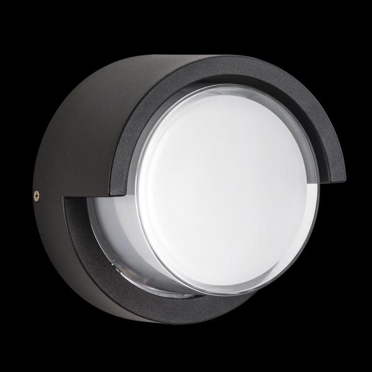 Уличный настенный светодиодный светильник Lightstar Paletto 382173