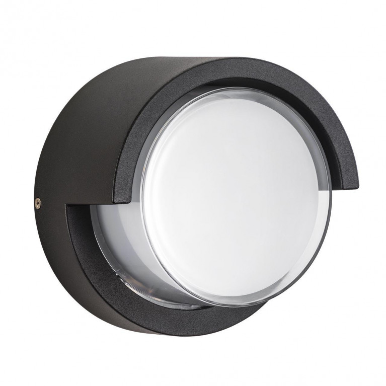 Уличный настенный светодиодный светильник Lightstar Paletto 382174