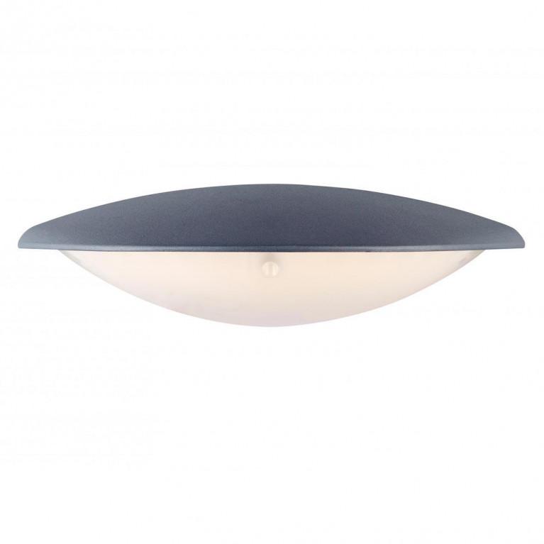 Уличный настенный светодиодный светильник Markslojd Apus 106532