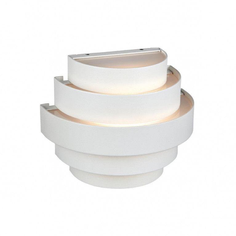 Уличный настенный светодиодный светильник Markslojd Etage 105829