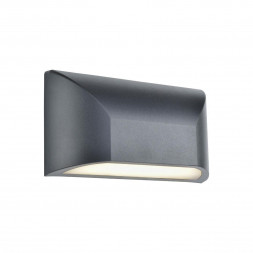 Уличный настенный светодиодный светильник Markslojd Nikos 106510