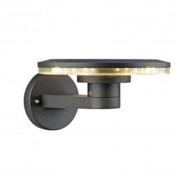 Уличный настенный светодиодный светильник Markslojd Nomad 106255