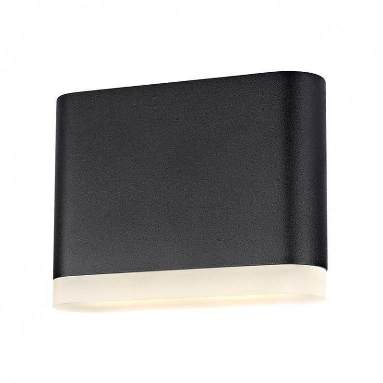 Уличный настенный светодиодный светильник Markslojd Uno 106919