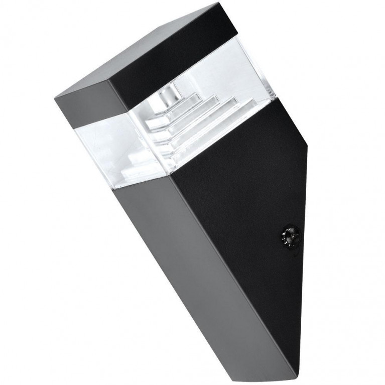 Уличный настенный светильник Arte Lamp Shalby A2218AL-1BK