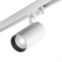 Трековый светодиодный светильник Ideal Lux Quick 28W CRI80 30 3000K WH Dali